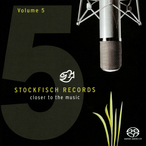 老虎鱼精选第五集stockfisch-records: closer to the music   vol.